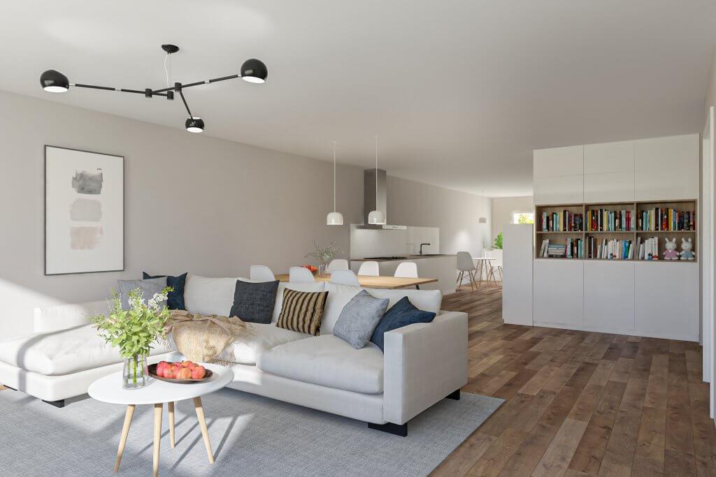 Energiezuinig seniorenwoning te huur in Veldhoven